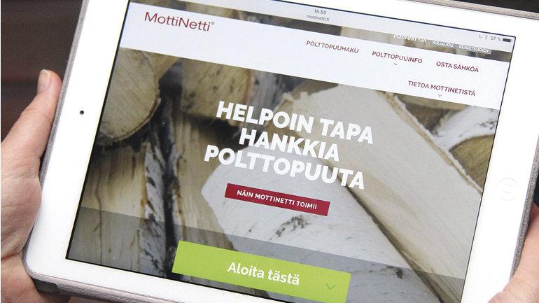 Helpoin tapa hankkia polttopuut - mottinetti.fi