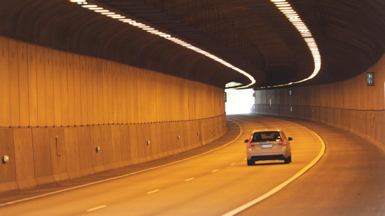 E18 tie tunneli